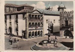 PORTUGAL / VIANA DO CASTELO / CHAFARIZ E MISERICORDIA / FOTO VERDADEIRA - Viana Do Castelo