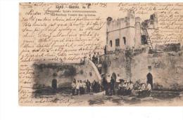 Baku Bacou Sourokhany Temple Des Ignicoles 1901 Scherer OLD POSTCARD 2 Scans - Azerbaïjan