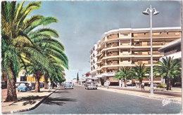 Pf. MEKNES. La Rue Mezergues. 750 - Meknès