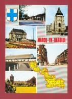 CPM  FRANCE  59   -  MARCQ-EN-BARŒUL  -  298  Divers Aspects  ( Pierron 1982 ) - Marcq En Baroeul