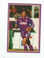 Cp ,sport , FOOTBALL , FIORENTINA , Pasquale PADALINO , Photocollection 98/99 , 19 , Album , DS Arl Modena - Calcio