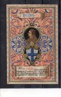 042     PIUS  III     PIE  III - Papi