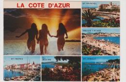 Nu Nue érotisme La Cote D'azur - Nus Adultes (< 1960)