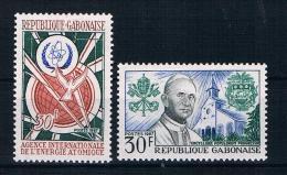 Gabun 1967 Mi.Nr. 276/78 ** - Gabun (1960-...)