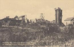 Le Touquet Near Ploegsteert 1918  WO I    Scan 8375 - Montreuil