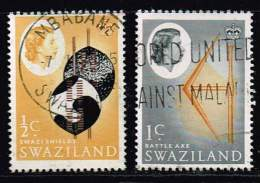Swaziland, Michel#  O - Swaziland (1968-...)