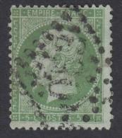 N° 20 - O - - 1862 Napoleon III