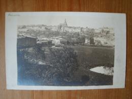 Fotokarte 1. WK.: Marville Gesamtansicht, Gelaufen - Frankreich