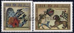 -Liban PA 516/17** - Libanon