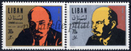 -Liban PA 548/49** - Libanon
