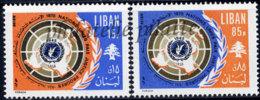 -Liban PA 550/51** - Libanon
