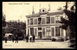 Cpa Du 78 Garancières -- La Gare   ...  Montfort L ' Amaury    AO24 - Montfort L'Amaury