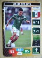 2014 PANINI CARD (NOT STICKER) FIFA SOCCER WORLD CUP ORIBE PERALTA MEXICO - Panini