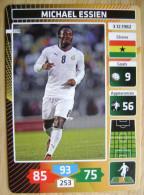 2014 PANINI CARD (NOT STICKER) FIFA SOCCER WORLD CUP MICHAEL ESSIEN GHANA - Panini