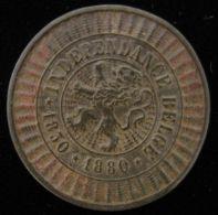 M01725 INDEPENDENCE  BELGE - 1830 - 1880 - LION (5 G) - Belgium