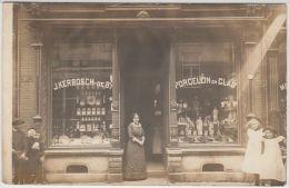 23046g VENLO - J.KERBOSCH  De BY - PORCELEIN En GLAS - 1913 - Carte Photo - Venlo