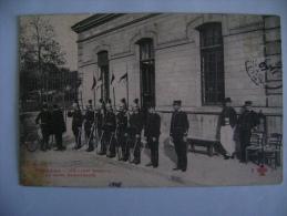 CP VINCENNES N°169 LA GARDE DESCENDANTS-23e DRAGONS - ECRITE EN 1907 - Vincennes