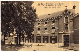 Leuze-en-Hainaut. Etablissement Des Soeurs De St François De Sales. **** - Leuze-en-Hainaut