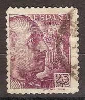 España U 0868 (o) Franco. Sanchez Toda - 1931-Today: 2nd Rep - ... Juan Carlos I