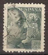 España U 0870 (o) Franco. Sanchez Toda - 1931-Today: 2nd Rep - ... Juan Carlos I