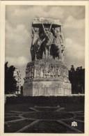 Algérie, Alger Vers 1955. Monument Aux Morts De Landowsky - Alger