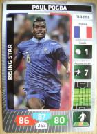 2014 PANINI CARD (NOT STICKER) FIFA SOCCER WORLD CUP PAUL POGBA FRANCE - Panini