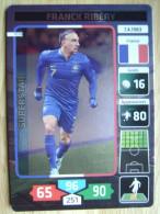 2014 PANINI CARD (NOT STICKER) FIFA SOCCER WORLD CUP FRANCK RIBERY FRANCE - Panini