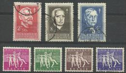 BELGIE 979/85  GEST. ( YVERT ) COTE : 36 EURO - Used Stamps