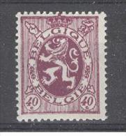 BELGIE - OBP Nr 284 - Heraldieke Leeuw - MNH** - Cote 1,75 € - 1929-1937 Heraldic Lion