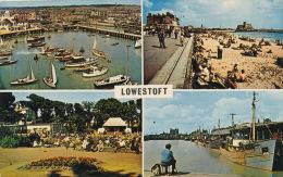 ROYAUME UNI - ENGLAND - LOWESTOFT (several views)