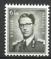 BELGIE 1069A  XX  ( COB ) COTE : 105 EURO - 1953-1972 Glasses