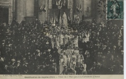 Arras - Béatification De Jeanne D´Arc - Fêtes Du 2 Mai 1909 à La Cathédrale - Arras