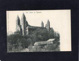 49368     Germania,    Der  Dom  Zu   Speyer,  NV - Speyer