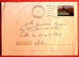 Lettre De 2004 Timbre YT 3561 - Lettres & Documents
