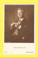 Postcard - Film Actor, Paul Biensfeldt   (16661) - Schauspieler
