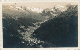 SUISSE - CLAVADEL BEI DAVOS Mit Sertigtal - GR Grisons