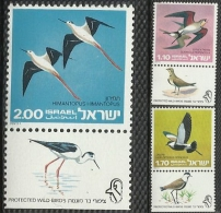 Israel Birds Set MNH - Unclassified