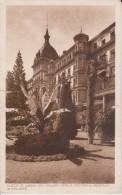 Partie De Jardin Des Grands Hotels Victoria & Jungfrau Interlaken - BE Berne