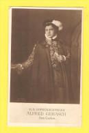 Postcard - Film Actor, Alfred Gerasch   (16679) - Schauspieler