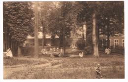 Pensionnat Des Soeurs Paulines, Courtrai, Jardin - Animée - Kortrijk