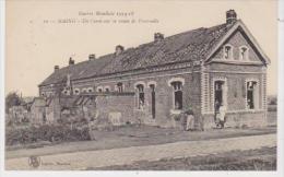 Nord MAING Un Coron Sur La Route De Fontenelle - Non Classés