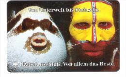 Germany - P 02/92 - Kabelanschluss - Von Unterwelt Bis Steimnzeit - Kugelfisch - Fish - Fisch - Germany