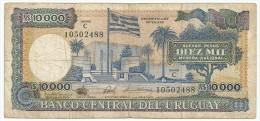 Uruguay 10.000 Nuevos Pesos (1987) - Uruguay
