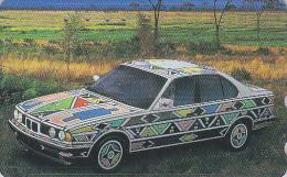 Rare Télécarte Japon - VOITURE RALLYE BMW / Série 6-12 - RALLY CAR Japan Phonecard / GERMANY - AUTO Telefonkarte - 2204 - Cars