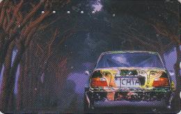 Télécarte Japon - VOITURE RALLYE BMW / Série 7-12 - RALLY CAR Japan Phonecard / GERMANY - AUTO Telefonkarte - 2205 - Cars