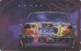 RARE Télécarte Japon - VOITURE RALLYE BMW / Série 8-12 - RALLY CAR Japan Phonecard / GERMANY - AUTO Telefonkarte - 2206 - Cars