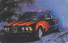 RARE Télécarte Japon - VOITURE RALLYE BMW / Série 9-12 - RALLY CAR Japan Phonecard / GERMANY - AUTO Telefonkarte - 2207 - Cars