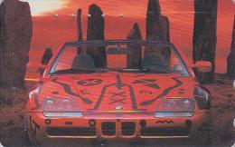 RARE Télécarte Japon - VOITURE RALLYE BMW / Série 11-12 - RALLY CAR Japan Phonecard / GERMANY - AUTO Telefonkarte - 2209 - Cars