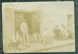 lot de 26 photos ( dont 10 cpa ) archive de Mr Rousseau vannier � port de Piles ( 1900 /1930) tout �tat   - lot58