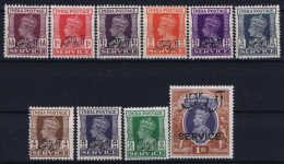 Muscat  Oman Eastern Arabia  Service 1 - 10 Not Used (*) - Oman